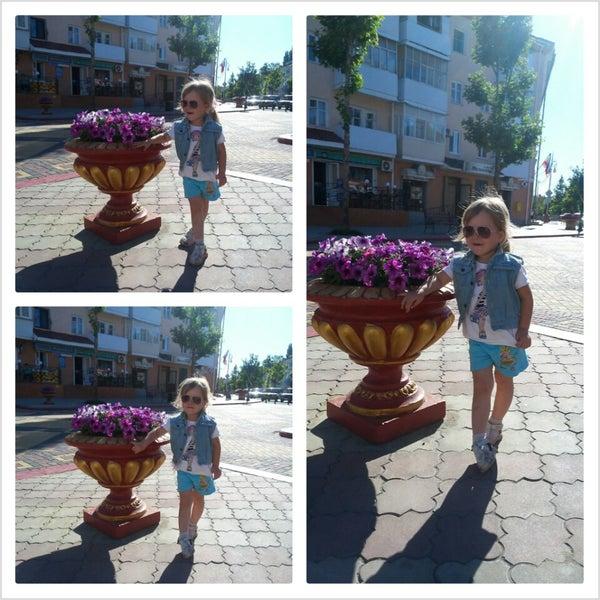 Снимок сделан в Площадь Ленина пользователем Inna Derezhieva 6/21/2013
