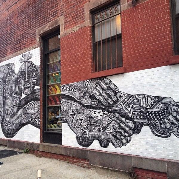 7/20/2014にAlbina Z.がBaked in Brooklynで撮った写真