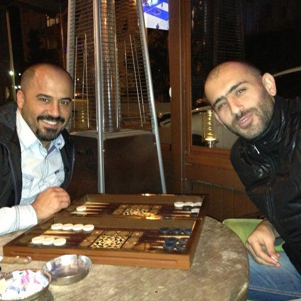 รูปภาพถ่ายที่ Cafe Marpuç โดย Ali D. เมื่อ 3/12/2013