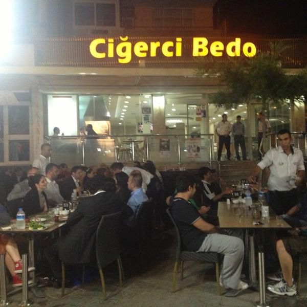 Das Foto wurde bei Ciğerci Ulaş von Nihat A. am 5/26/2013 aufgenommen