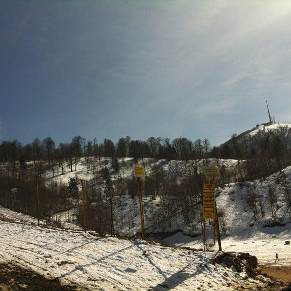 รูปภาพถ่ายที่ The Green Park Kartepe Resort & Spa โดย Furkan A. เมื่อ 3/2/2013