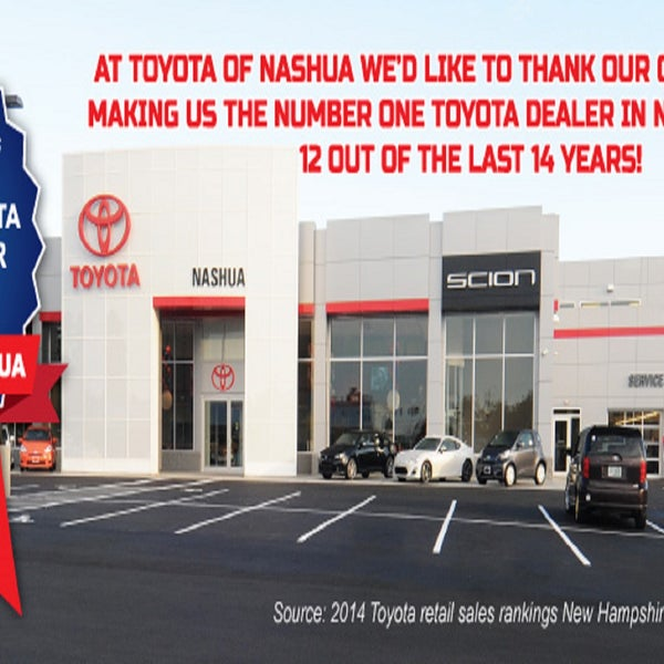 photos at toyota of nashua - auto dealership in southeast nashua