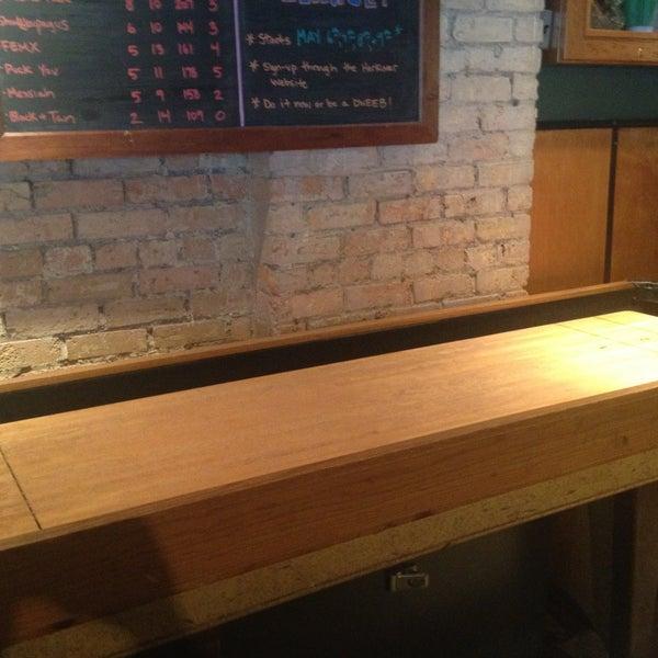 4/16/2013에 Molly D.님이 The Herkimer Pub & Brewery에서 찍은 사진