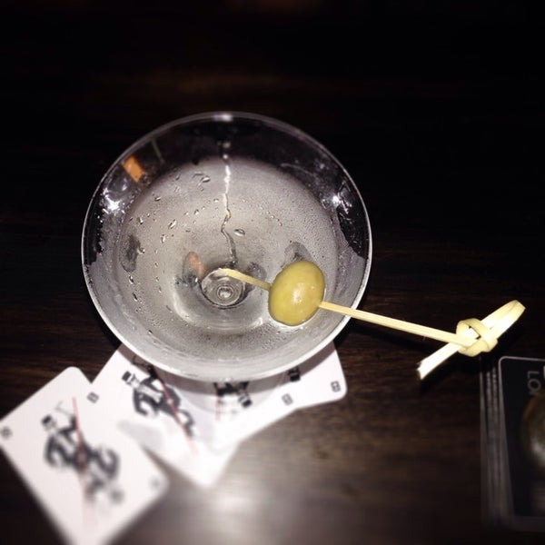 Photo taken at EL BARÓN - Café & Liquor Bar by Juan D. D. on 12/15/2013