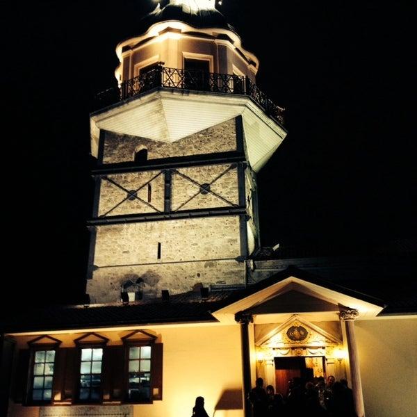 11/6/2013 tarihinde Recep K.ziyaretçi tarafından Kız Kulesi'de çekilen fotoğraf