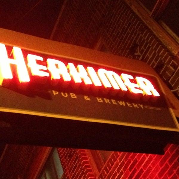 6/2/2013에 Michael G.님이 The Herkimer Pub & Brewery에서 찍은 사진