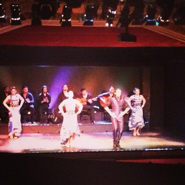 Снимок сделан в Palacio del Flamenco пользователем ✨Abu TAYMA| أبو تيماء ✨ 5/9/2013