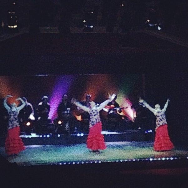 5/9/2013に✨Abu TAYMA| أبو تيماء ✨がPalacio del Flamencoで撮った写真