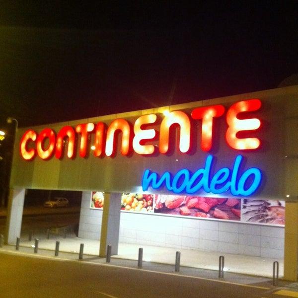Continente Modelo - Av  Conde Dom Henrique