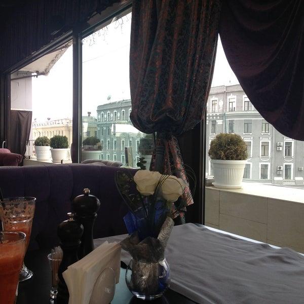 Foto tirada no(a) Panorama Lounge por Viktoria B. em 4/13/2013
