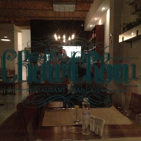 Foto diambil di Chez Chouchou oleh Álvaro B. pada 5/2/2013