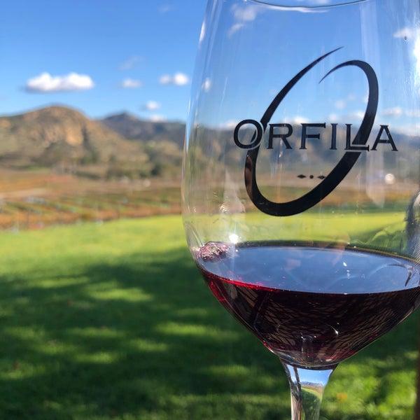 รูปภาพถ่ายที่ Orfila Vineyards and Winery โดย Gary d. เมื่อ 12/27/2019