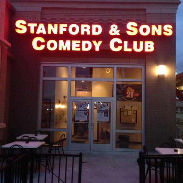 Stanford and sons comedy club