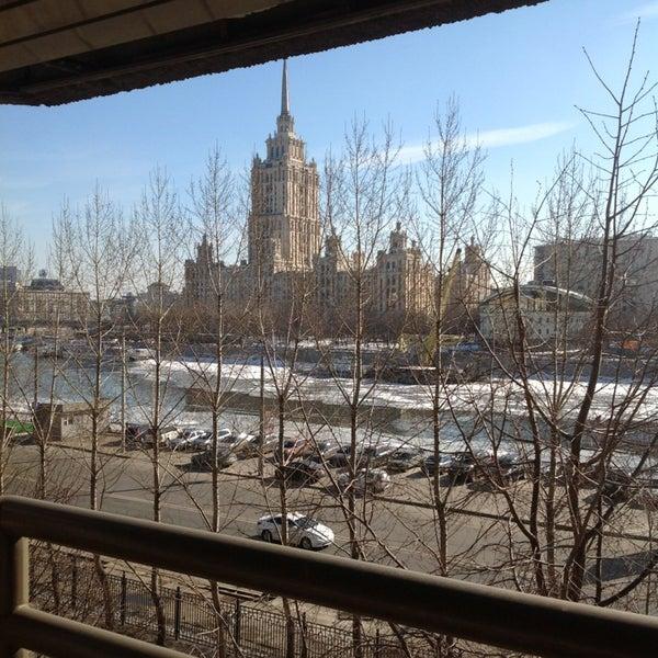 Foto tirada no(a) Crowne Plaza por Георгий Н. em 3/10/2013
