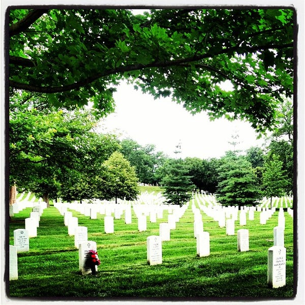 Photo prise au Arlington National Cemetery par Jamilia W. le7/2/2013