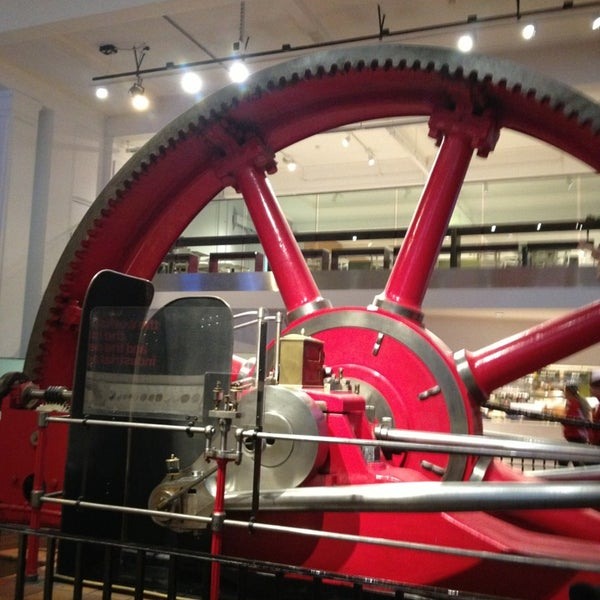6/13/2013 tarihinde Liz A.ziyaretçi tarafından Science Museum'de çekilen fotoğraf