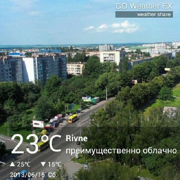 Достопримечательности  в Ровно