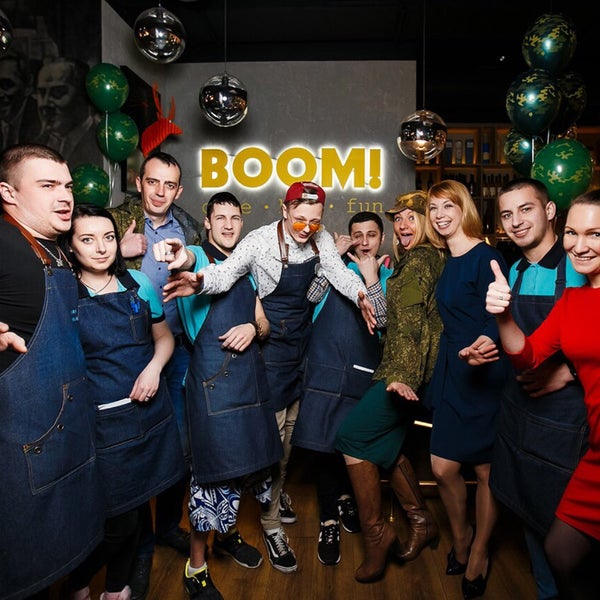 6/2/2018에 Boom B.님이 BOOM Bar에서 찍은 사진