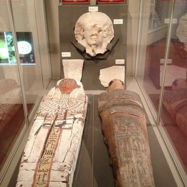 Снимок сделан в San Diego Museum of Man пользователем Jeremy F. 3/3/2013