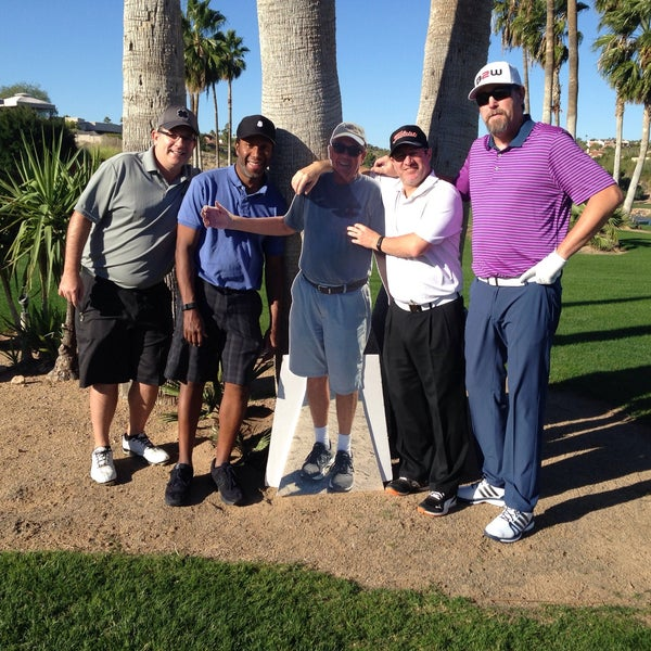 Das Foto wurde bei Desert Canyon Golf Club von Berry C. am 11/19/2016 aufgenommen