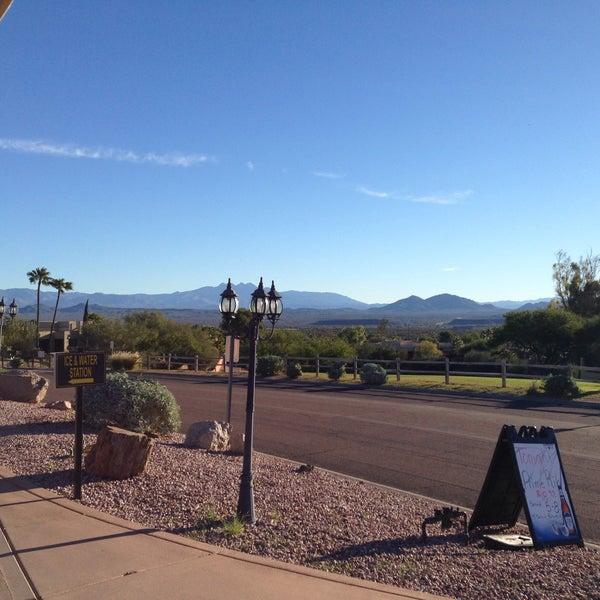 Das Foto wurde bei Desert Canyon Golf Club von Berry C. am 11/21/2015 aufgenommen