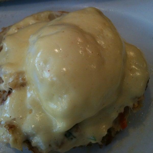 3/31/2013 tarihinde Xiao M.ziyaretçi tarafından The Breakfast Club & Grill'de çekilen fotoğraf