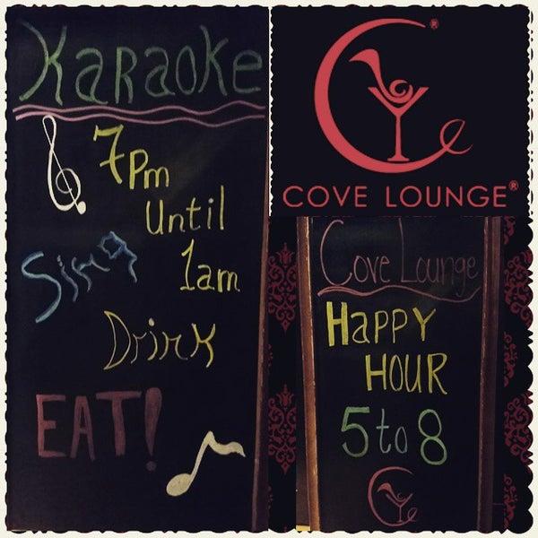 5/27/2015にGregory T.がCove Loungeで撮った写真