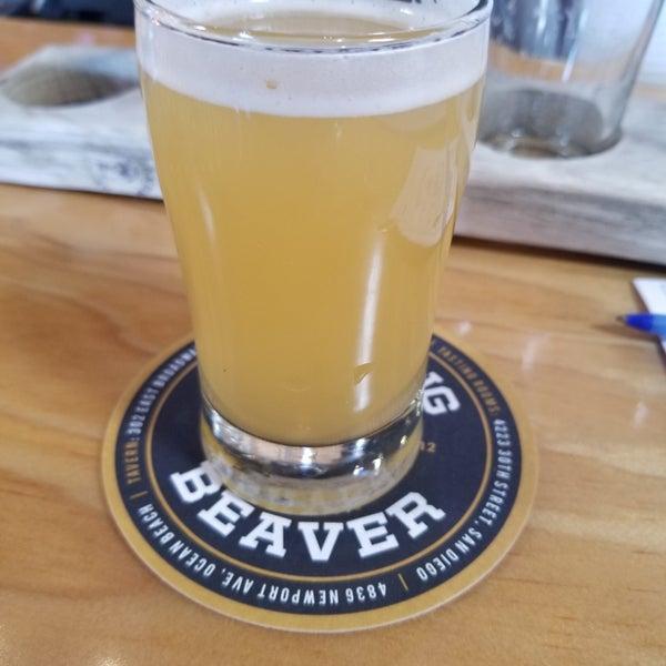 2/16/2020にBen F.がBelching Beaver Breweryで撮った写真