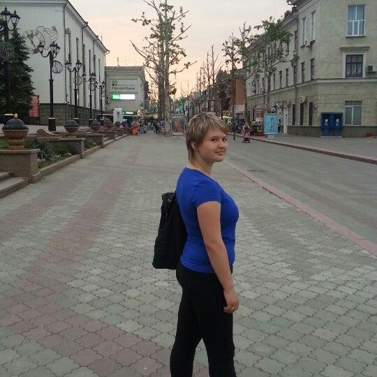 Снимок сделан в Площадь Ленина пользователем Yuriy S. 5/18/2013