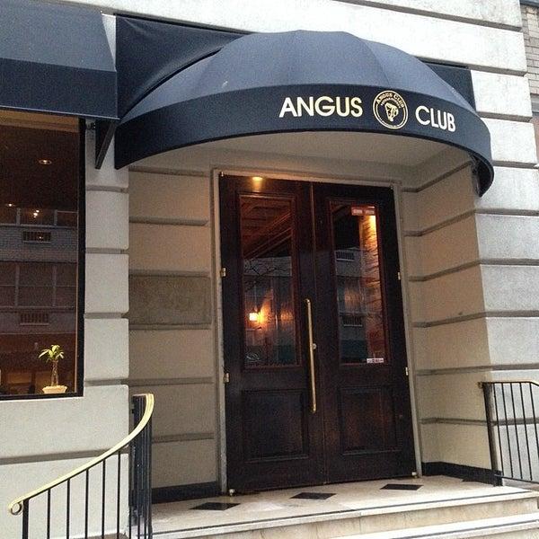 3/18/2014에 Restaurant Fairy님이 Angus Club Steakhouse에서 찍은 사진