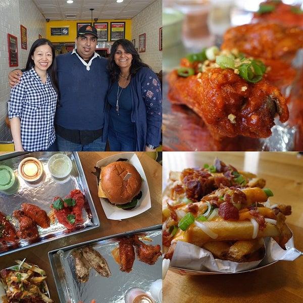 Foto diambil di International Wings Factory oleh Restaurant Fairy pada 4/28/2015