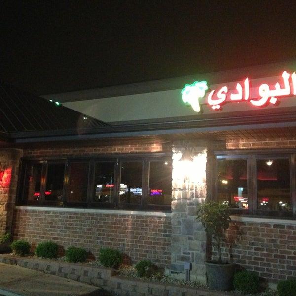 Das Foto wurde bei Al Bawadi Grill von Reem S. am 6/10/2013 aufgenommen