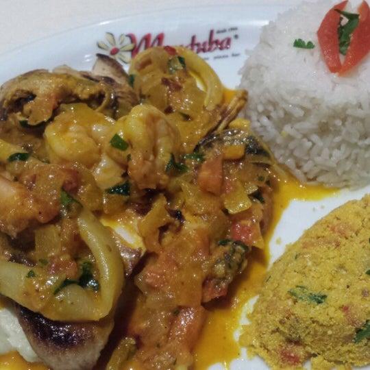 Photo prise au Monduba Restaurante par Maria D. le6/4/2014