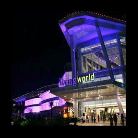Living World Alam Sutera Tangerang Banten
