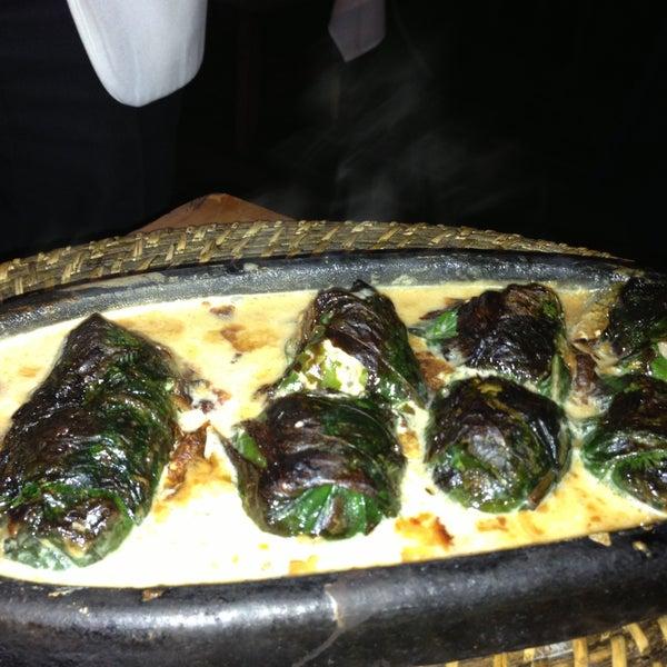 Foto diambil di Yelken Restaurant oleh Seyla O. pada 4/25/2013