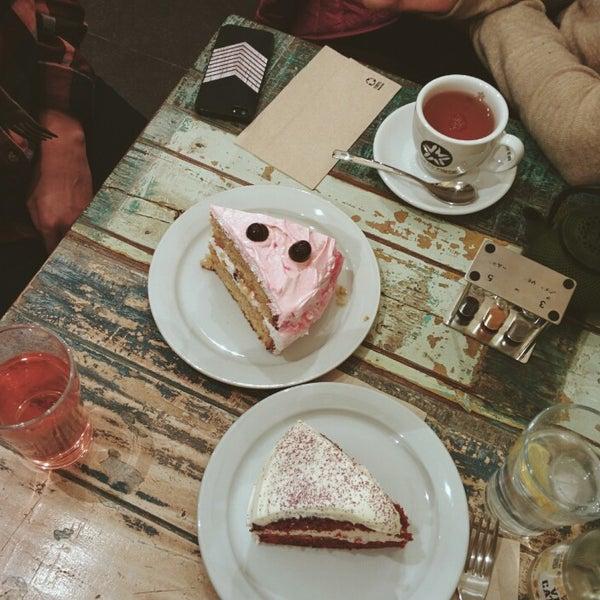 Photo prise au Spice Café par Bárbara L. le1/18/2015