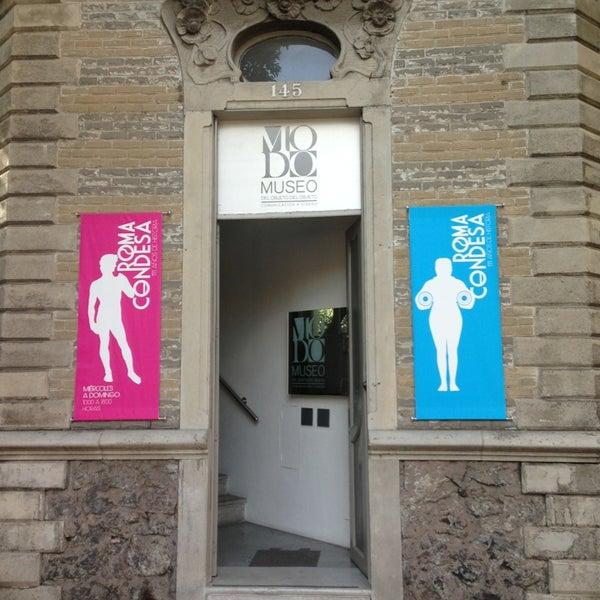 Excelente museo con la historia de las Colonias Roma y Condesa. Ampliamente recomendado.