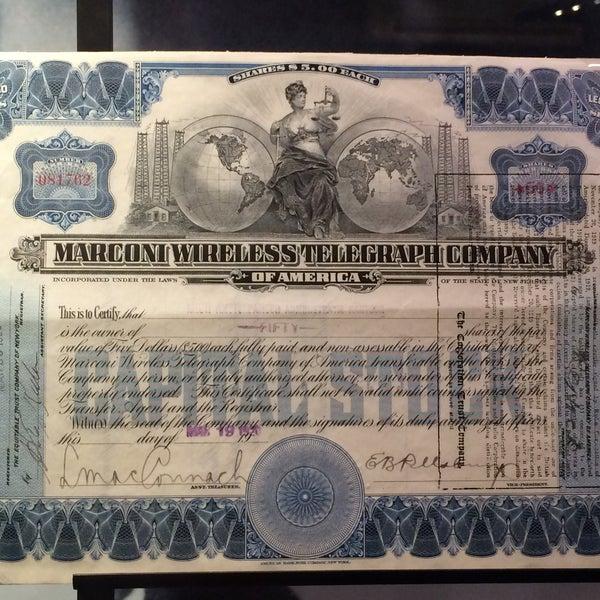 Foto tirada no(a) Museum of American Finance por Andrey S. em 2/13/2016