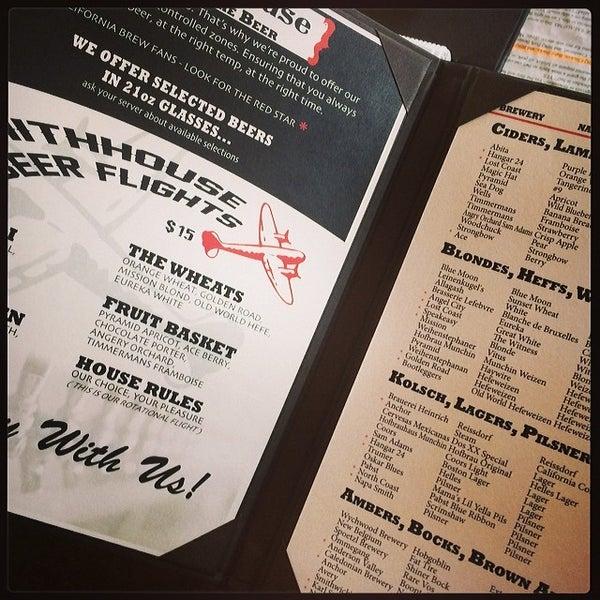 Foto scattata a SmithHouse - BBQ, Burgers, Brews da Carl S. il 2/21/2014