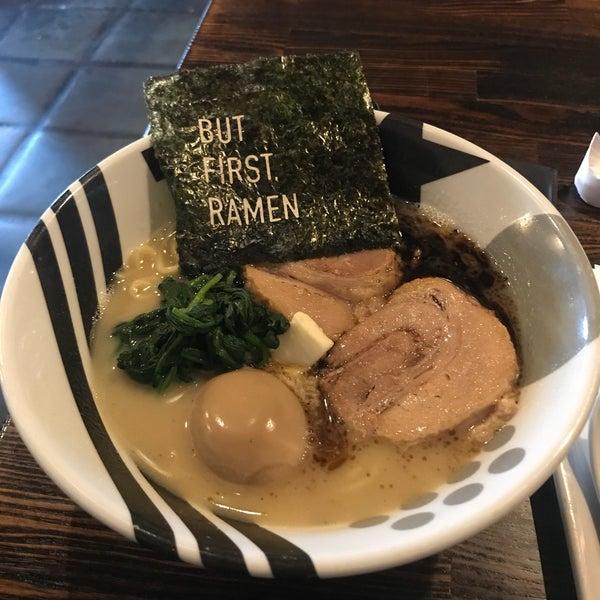 7/14/2018にRyusei S.がE.A.K. Ramen Melroseで撮った写真