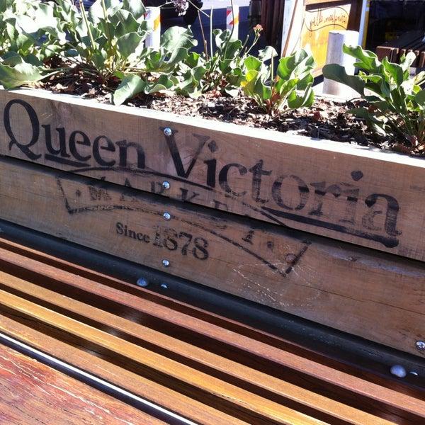Foto diambil di Queen Victoria Market oleh Raden I. pada 12/21/2012