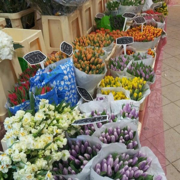 Магазин цветов в риге