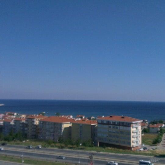 6/18/2013 tarihinde Deniz K.ziyaretçi tarafından Silivri'de çekilen fotoğraf