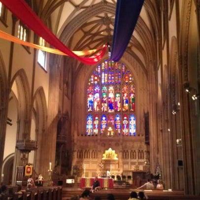 Foto scattata a Trinity Church da Orion A. il 5/27/2012
