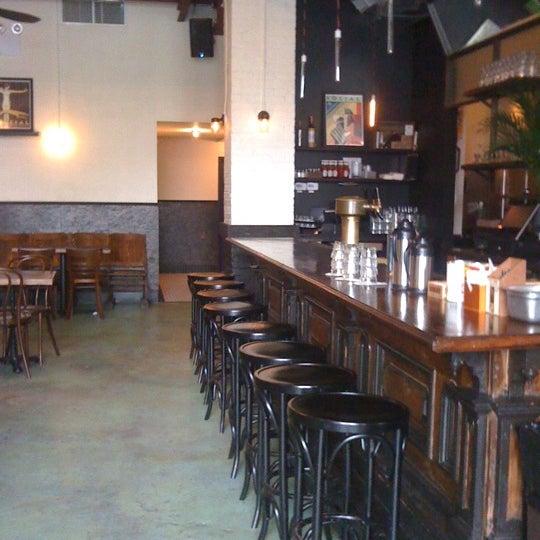 1/20/2011にthecoffeebeanersがCubana Socialで撮った写真