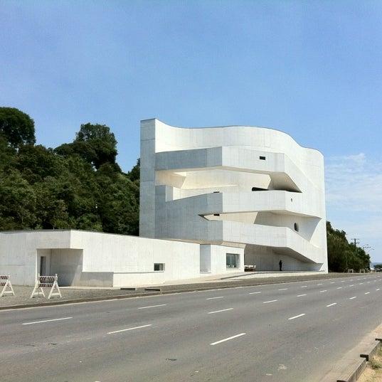 Foto diambil di Fundação Iberê Camargo oleh Christian H. pada 2/18/2012