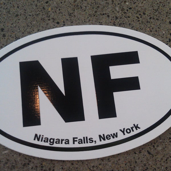 We've upgraded gifts, again! Visit us and pick up your NF sticker - add it to your car, an agenda or where ever you wish!