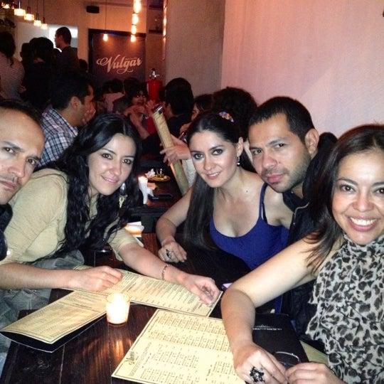 Das Foto wurde bei Mezcaleria Vulgar von BereBog am 4/14/2012 aufgenommen