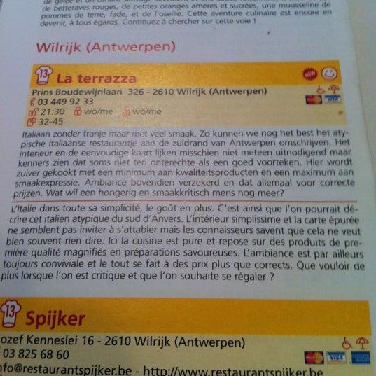 Photos At La Terrazza Wilrijk 11 Tips