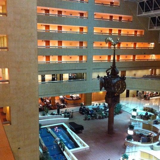Снимок сделан в Crowne Plaza пользователем Татьяна Л. 1/23/2012